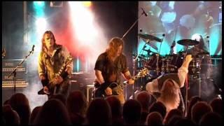 The Vision Bleak - Curse Of Arabia (Live HD)