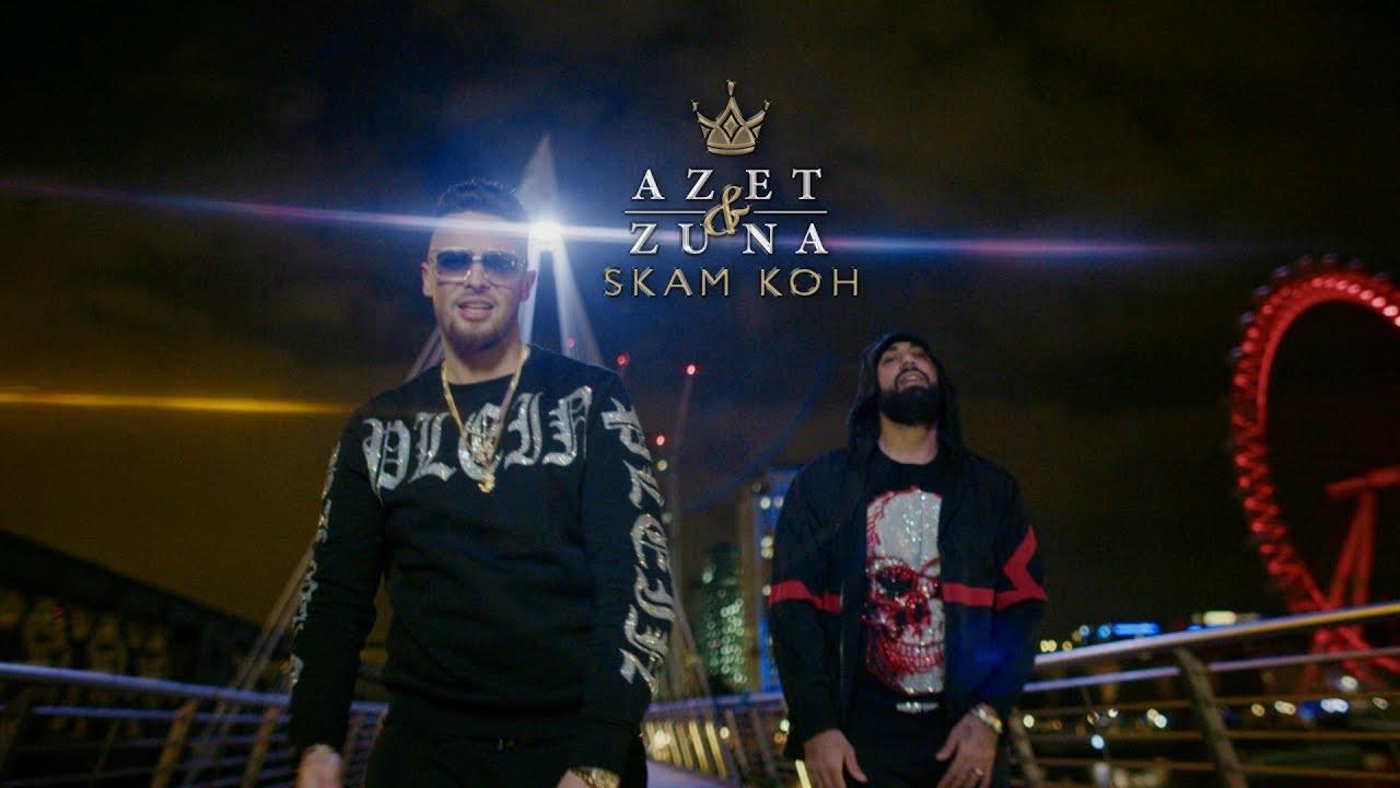 AZET & ZUNA - SKAM KOH (prod. by LUCRY) #1