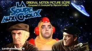 La Soupe Aux Choux Soundtrack Score Suite ( Raymond Lefèvre ) ( 1981 )