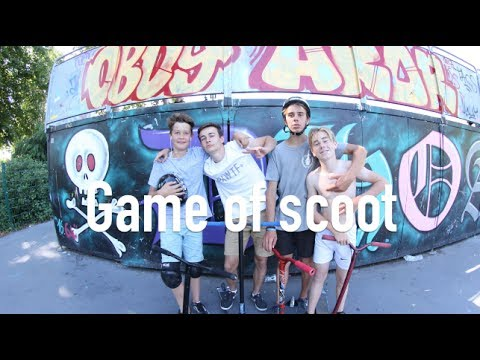 Game Of Scoot Tom Thoretton Jules Levoir Vs Antoine