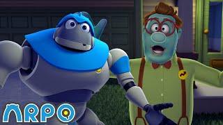 좀비와 핫도그・ 어린이 만화・어린이를위한 재미있는 비디오
