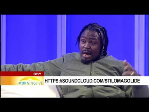 Talking all things Hip Hop with Stilo Magolide