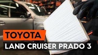 Manualul proprietarului Toyota Land Cruiser Prado 90 online