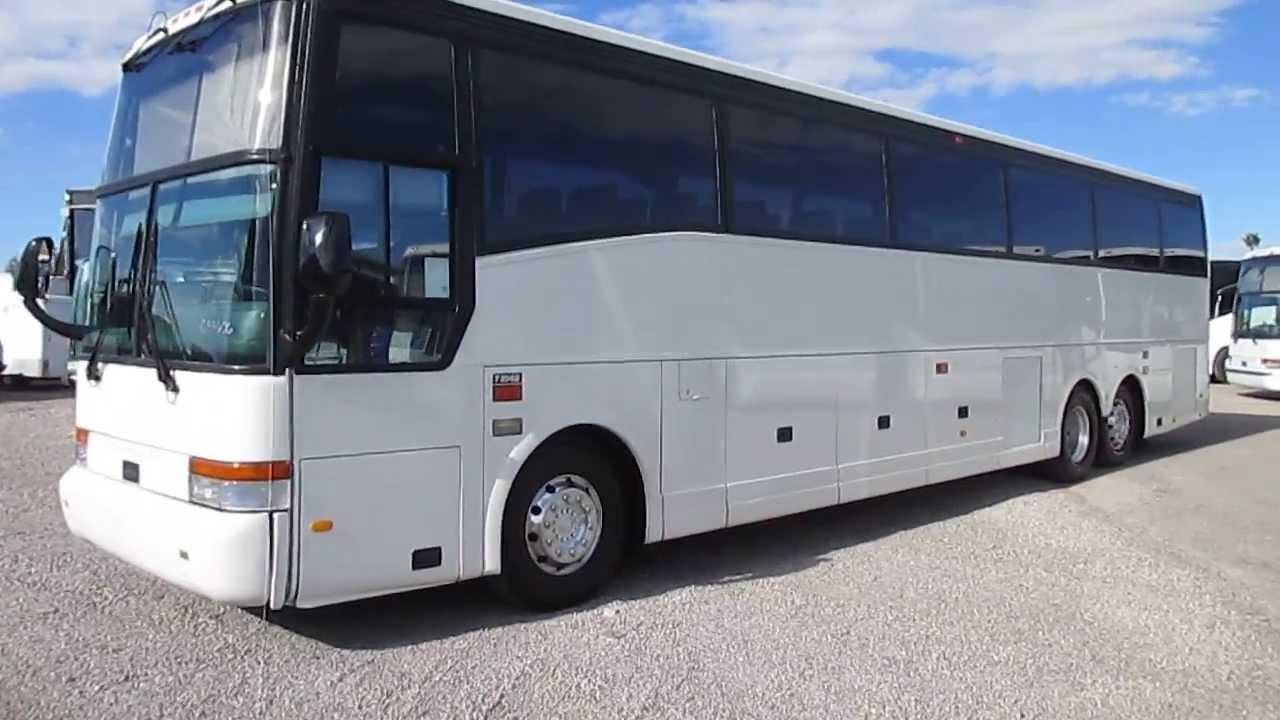 Used Bus For Sale - 2003 Van Hool T2145 57 Passengers - Las Vegas Bus Sales  C44606