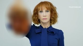 Kathy Griffin apologizes for gruesome Trump photo shoot