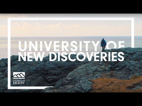 Geology at the University of Derby