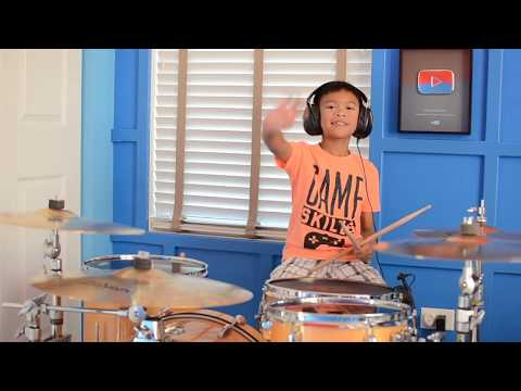 Cardi B Bad Bunny & J Balvin - I Like It Drum Cover