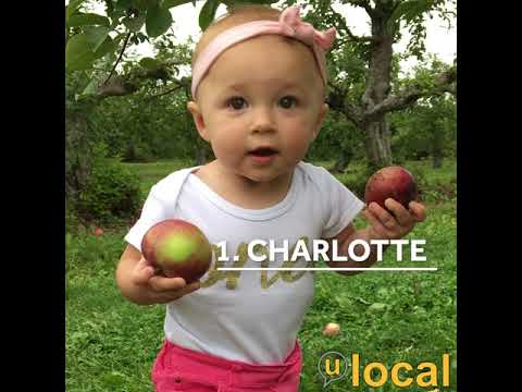Most popular New Hampshire baby names in 2017