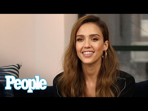 What Does Jessica Alba Do When She Gets A Pimple?! Alba's Top Skin Tips  People NOW  People