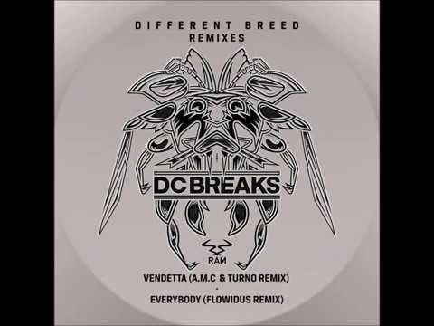 D C Breaks -  Vendetta (AMC & Turno remix)