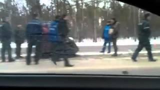 Трасса Речица   Гомель  ДТП