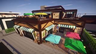 【予告②】[Minecraft] ニュータウン建設物語 Part9(建築物PV)