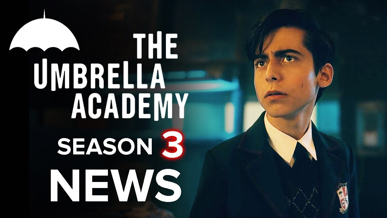 The Umbrella Academy Season 3: What We Know - YouTube