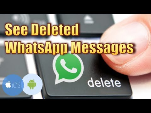 How To See Deleted WhatsApp Messages In 2 Ways?