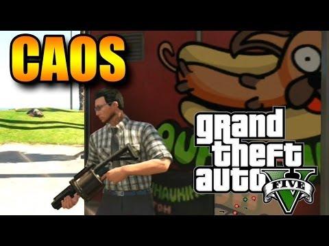 GTA V Vídeo ÉPICO! Melhores momentos com Coelho, Terror Bionic, San In Play, e Rafa Matos! from YouTube · Duration:  3 minutes 7 seconds