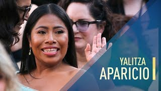 Up close and personal with one of Mexico's most surprising stars - Yalitza Aparicio Video
