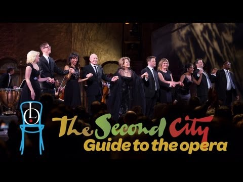 Patrick Stewart & Renée Fleming headline Lyric Opera's sold-out The Second City Guide to the Opera