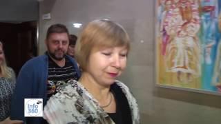 Репортаж с концерта Михаила Грицкана Дворец Украина