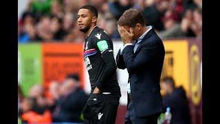 Frank de Boer ontslagen bij Crystal Palace