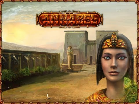 Annabel (Part 1): An Ancient Egyptian Love Story