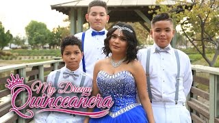 Backyard Quince - My Dream Quinceañera - Diana Ep 05