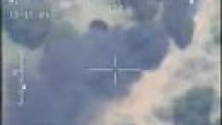 Sri Lanka Air Force jets destroy LTTE Arms storage-Mulaithiv