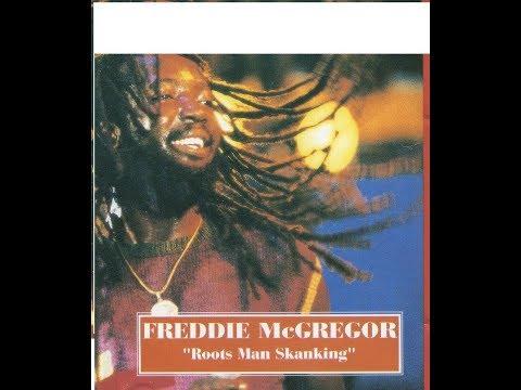 Freddie McGregor - Rootsman Skanking (Full Album)