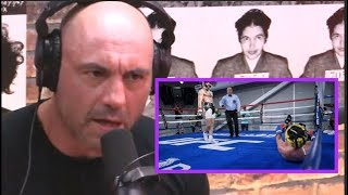 Joe Rogan Reacts to Conor McGregor vs. Paulie Malignaggi Sparring Footage