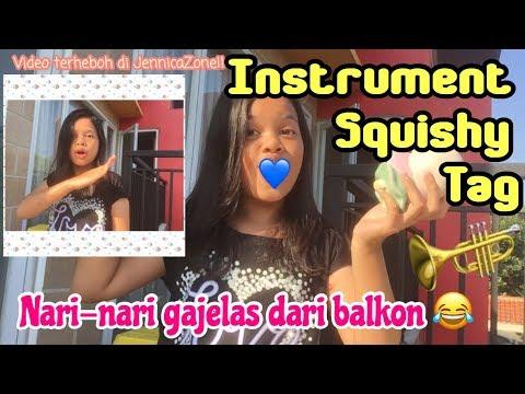 INSTRUMENT SQUISHY TAG | VIDEO HEBOH..Pls Don't Judge ✌️😆