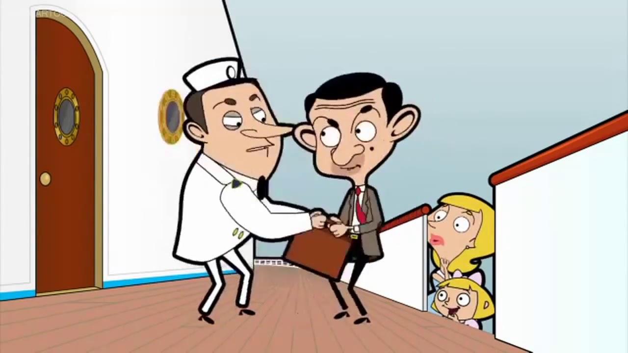 مستر بين الكرتون بالعربي - كرتون مستر بين - حلقات مجمعة - Funny Cartoons For Kids