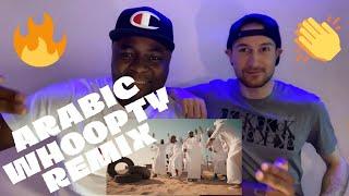 Ahmedoo biggie احمدو بقي   hoopay - هوبي   SG سعود جي (whoopty parody)Zimbabwean & Egyptian REACTION