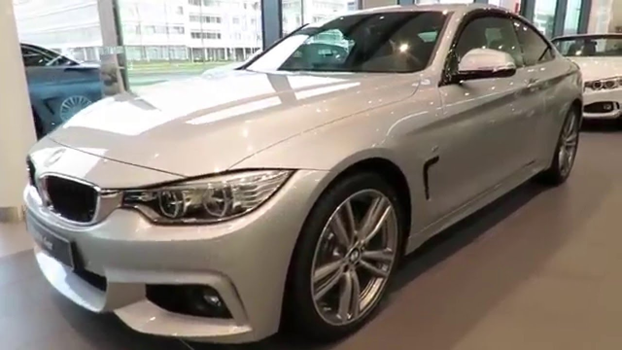 bmw 4 series a closer look at the bmw 430d m sport coupe 4er f32 2016 youtube. Black Bedroom Furniture Sets. Home Design Ideas