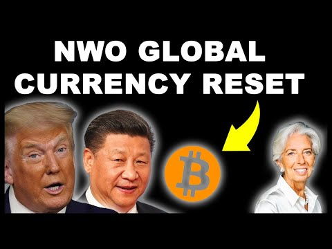 New World Monetary Order Is Coming! Get Ready For CBDC