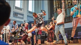 Music for Youth National Festival 2018 - Birmingham, 3rd - 7th July