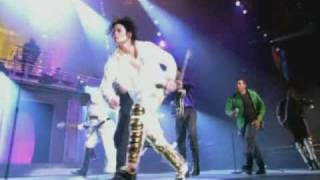 Michael Jackson - can you feel it live in 30th anniversary 2001