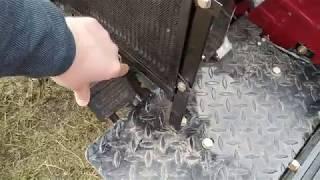 Минитрактор SHIFENG SF-240, на новом тракторе  не работает сцепление, как решить данную проблему