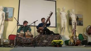 """Festival """"Sitar in Saint Petersburg 2008"""" day 1 Andrey Terekhin & Vladimir Eliseev"""