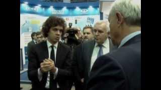SFITEX-2012: Полтавченко отметил систему оповещения о ЧС(На Форуме