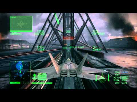 Ace Combat 6: Mission Final + Ending - Chandlier -