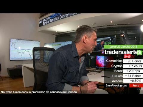 Hello Traders émission du 30 Janvier 18