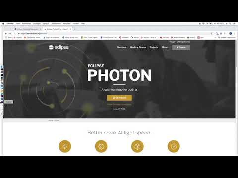 How To install Eclipse Photon on Windows 8 - Myhiton