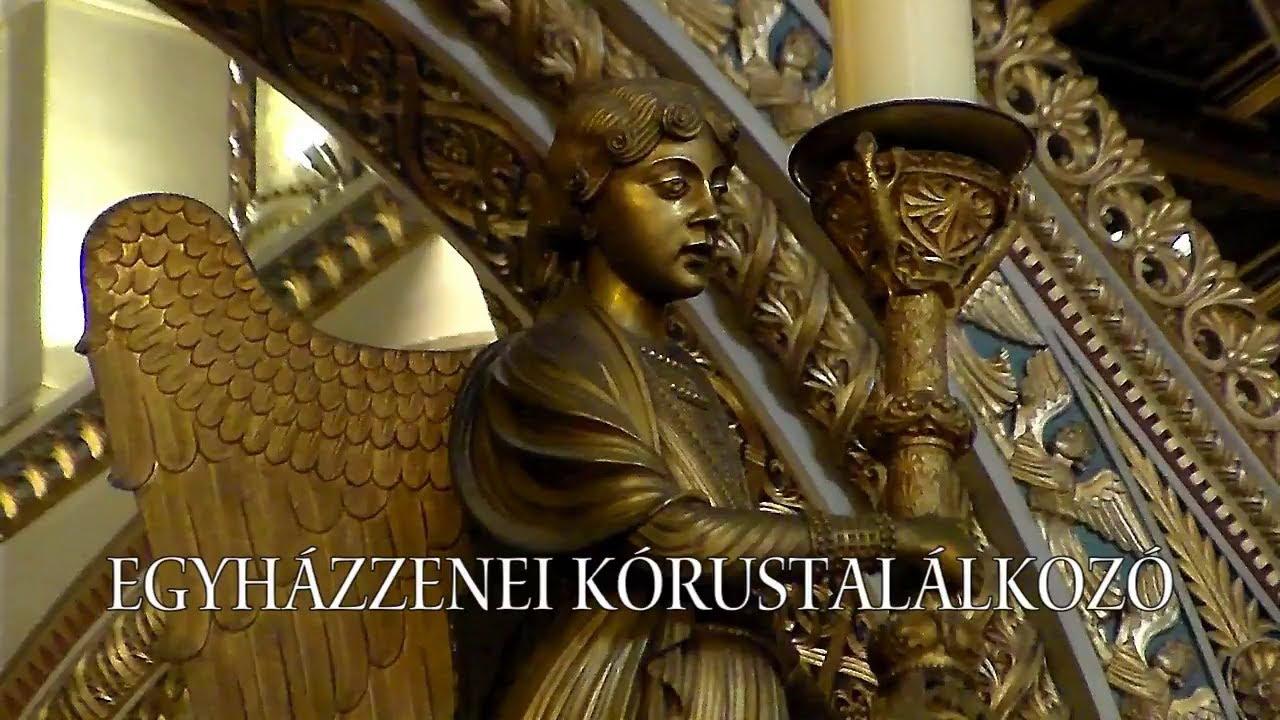 Schola Sancti Pauli és a Pécsi Kántorképző Kórusa - YouTube 5f9e01a018