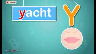 Letter /y/ Sound - Phonics by TurtleDiary Mp3