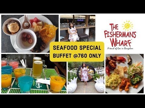 Fisherman's Wharf Bangalore | Seafood Special (760/- Only)