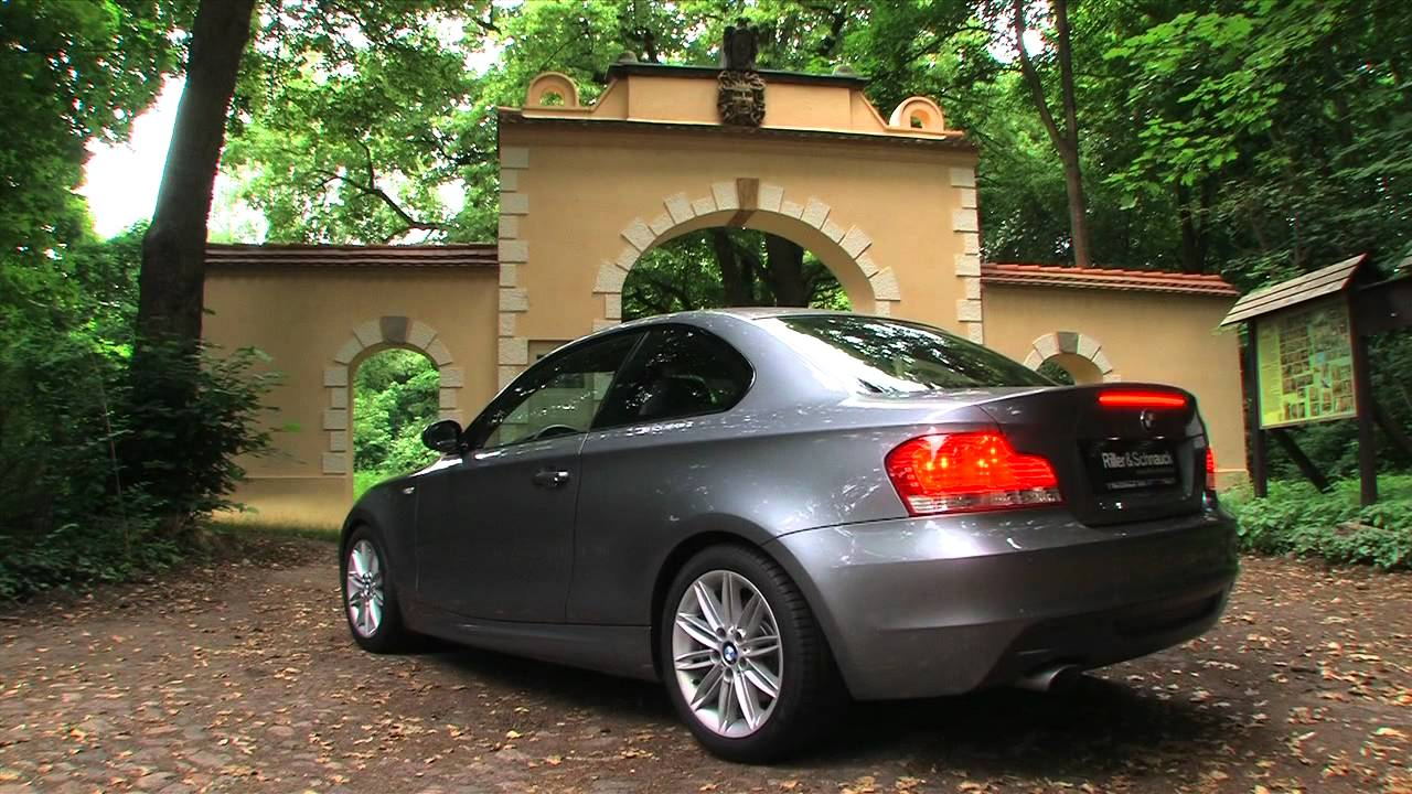 bmw 120d coup mit m sportpaket e82 als gebrauchtwagen. Black Bedroom Furniture Sets. Home Design Ideas