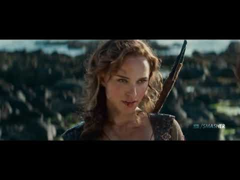 THOR 4- Love and Thunder (2022) Teaser Trailer Concept  Natalie Portman, Chris Hemsworth MCU Movie
