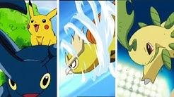 Pokémon-Titelsongs – Johto-Region