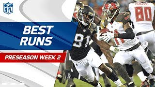 Best Runs of Week 2 | NFL Preseason Highlights