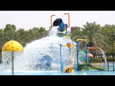 Dreamland Aqua Park Umm-ul Quwain 2018- HD..You should know before you go.