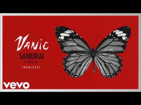 Vanic - Samurai ft. Katy Tiz (Wave Noize Remix)